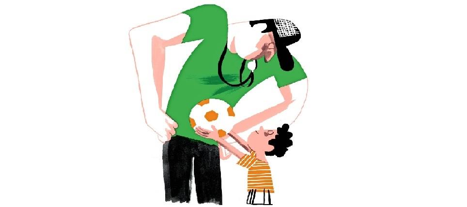 Comportamiento de los padres