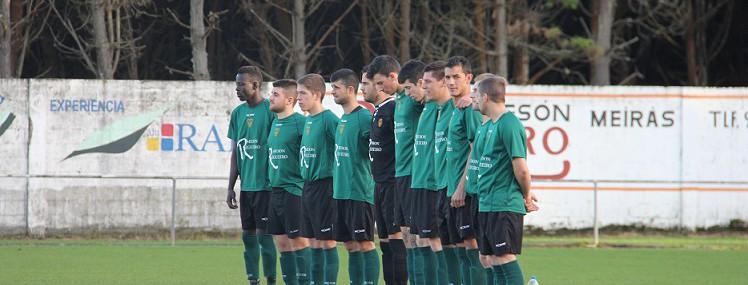 Meirás CF Senior 2015-2016