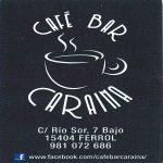 Café Bar Caraina
